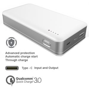 PD 2020 20 000mAh power delivery power bAnk