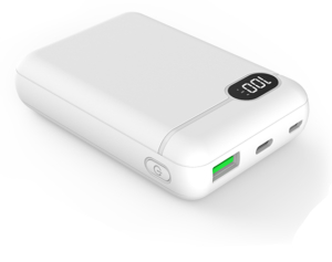 10 000mAh power bank with display