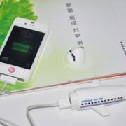 Aeroplane power bank