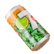 Can shape power banks 7up