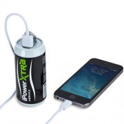 Can shape power banks cell