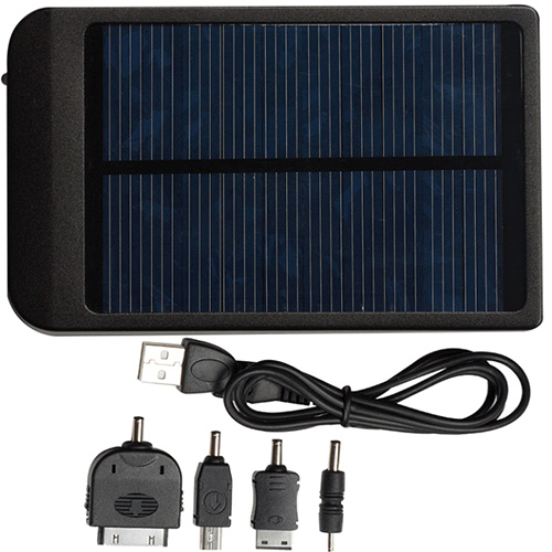 Solar power bank 2600mAh