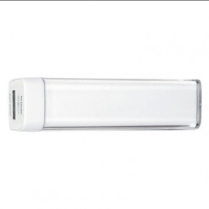 Voltage power bank 2200mAh white