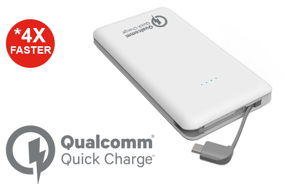 C100QC Quick charge power bank Qualcomm