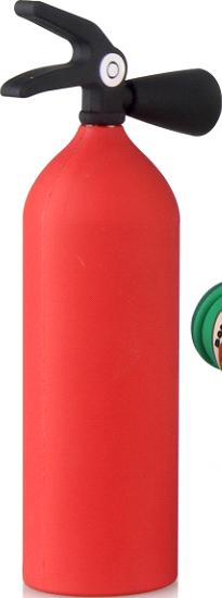 Custom shapes power bank exsinguisher